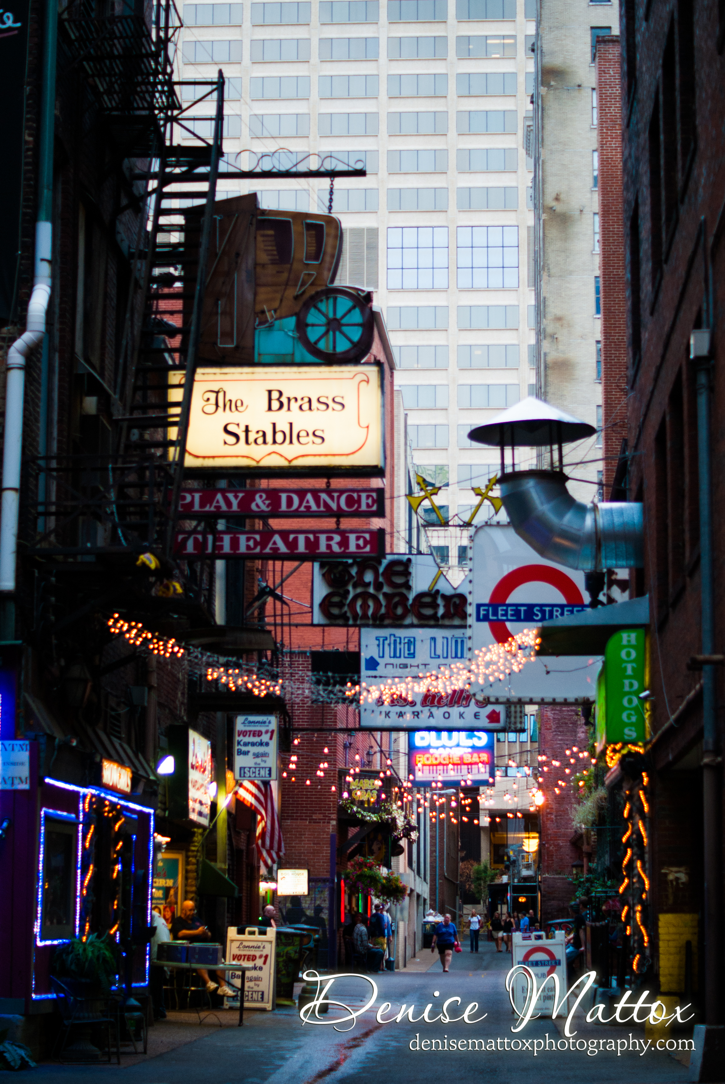 Printer's Alley - July 2014