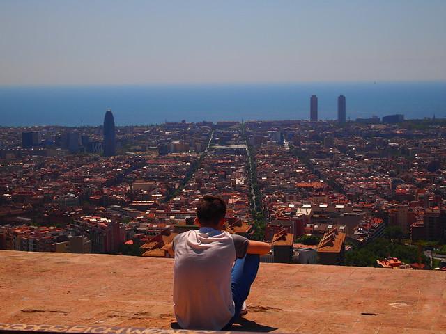 Qué hacer y ver en Barcelona - Bunker del Carmel