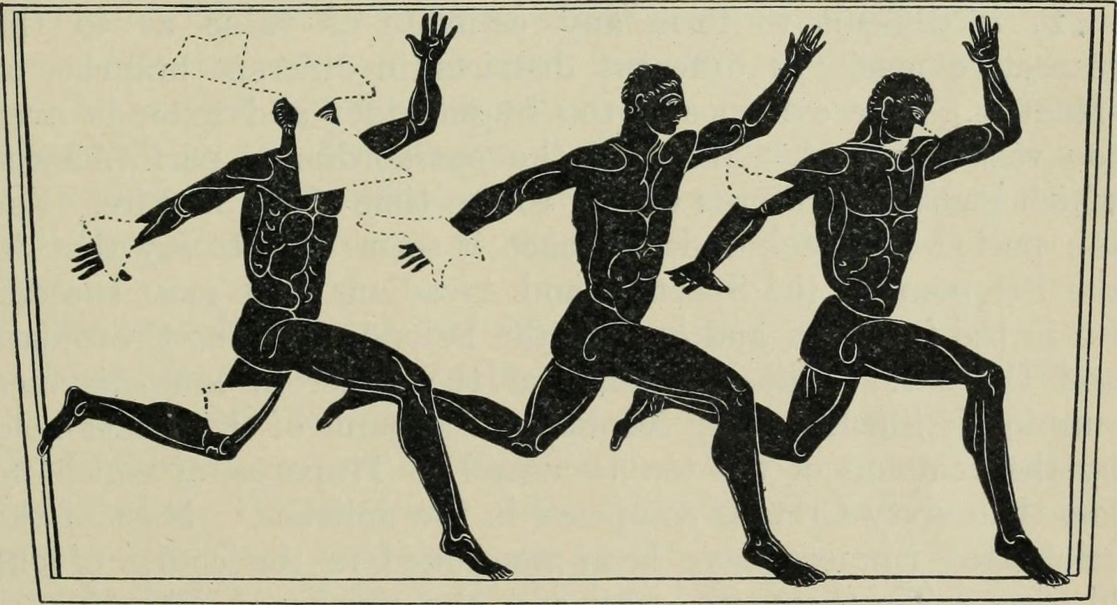 "Image from page 311 of ""Greek athletic sports and festivals"" (1910)"