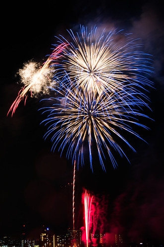 Kobe Fireworks 2014 05