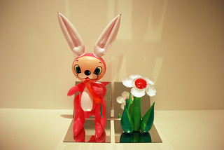 NYC - Whitney Museum of American Art - Jeff Koons: A Retrospective