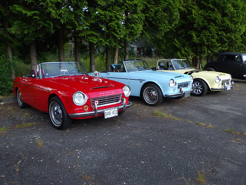 Datsun Roadsters