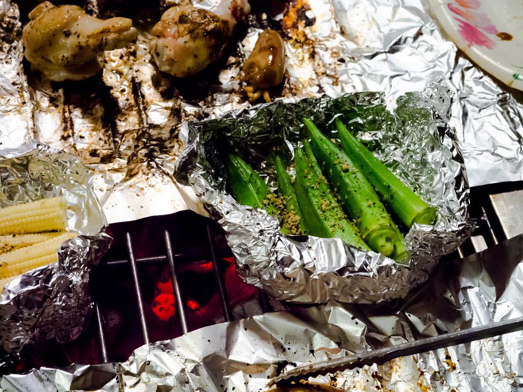 民宿 烤肉