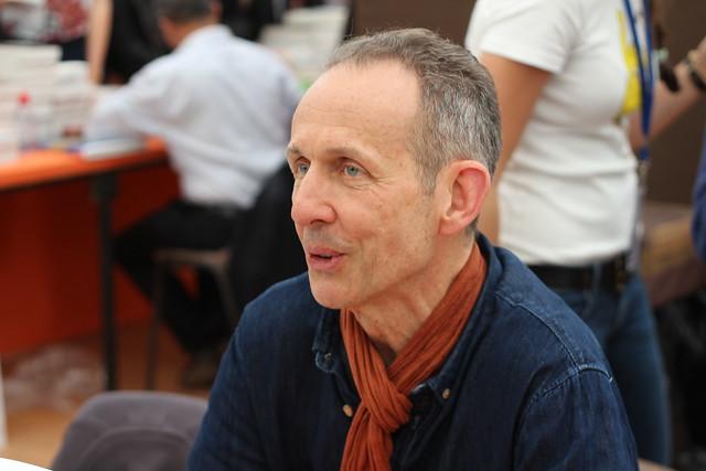 Romain Slocombe - Livre sur la Place 2014