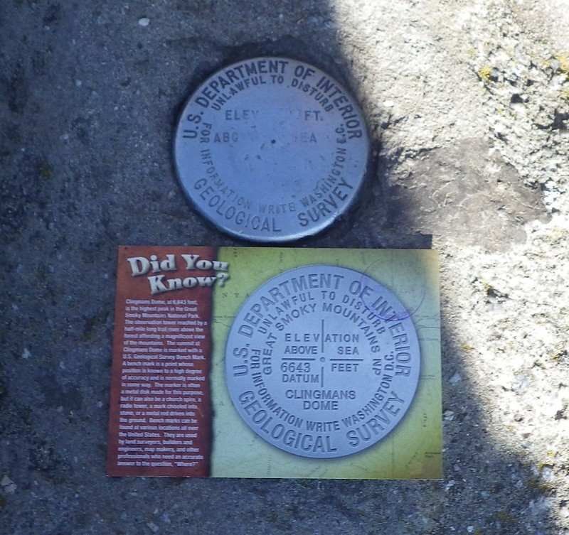 Clingmans Dome Benchmark