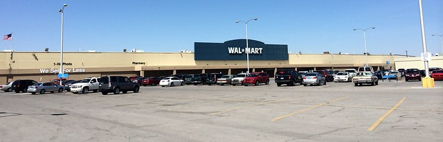 Wal-Mart (former Kmart) Huntsville, AL 1