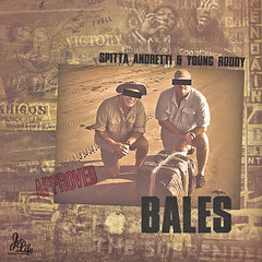 "Album Artwork - Curren$y ""Bales"""