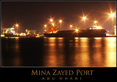 Port Zayed