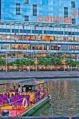 Central Mall Clarke Quay