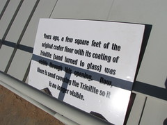 Trinity Site, Ground Zero