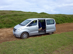 Easter Island Day 13 088 Minibus