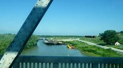 Giurgiulești (Moldova) - River Prut