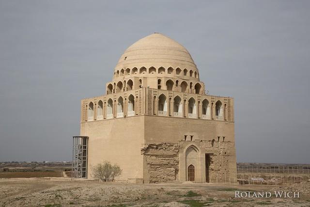 Merv - Sultan Sandschar Mausoleum