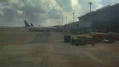 Tan Son Nhat International Airport, Ho Chi Minh City, Vietnam