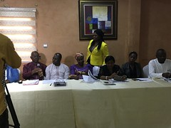 WDACL Symposium and Validation Workshop for Reporting Template on elimination of Child Labour in Nigeria