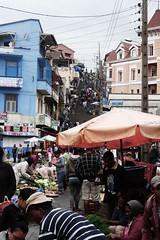 Views Of Antananarivo Capital Of Madagascar