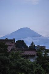 El Monte Fuji desde Kawaguchiko