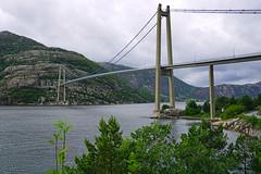 Lysefjord Bridge, Norway