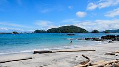 Bahia de la Solano - Sur l'île de la playa Blanca