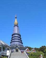 Doi Inthanon Great Holy Relics Pagodas Nabhapolbhumisiri (DTHCM1517) ดอยอินทนนท์ พระมหาธาตุเจดีย์ นภพลภมิสิริ