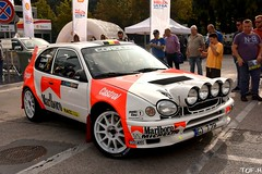 Rally Legend 2017 - Toyota Corolla WRC - Gerber