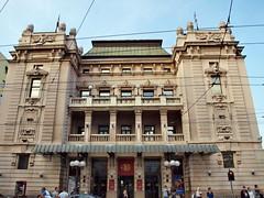 Teatro Nacional de Belgrado