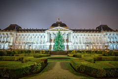 Royal Palace, Brussels, Belgium