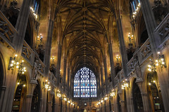 The John Rylands Library, Manchester