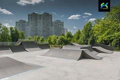 BMX парк Алтуфьево, Москва-5
