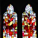 Crypt Window, St Etheldreda's, Ely Place