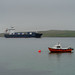 Ferries@Shetlands: Hildasay on the move (4/4)
