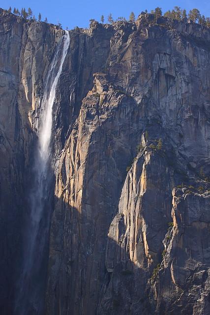 IMG_1866 Ribbon Falls at Sunset, Yosemite National Park