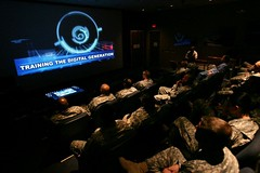 RDECOM NCOs attend technology brief | by RDECOM