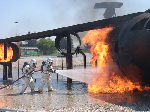 Army Corps of Engineers to bring U.S. Air Force new fire training facility at Ramstein | by USACE Europe District