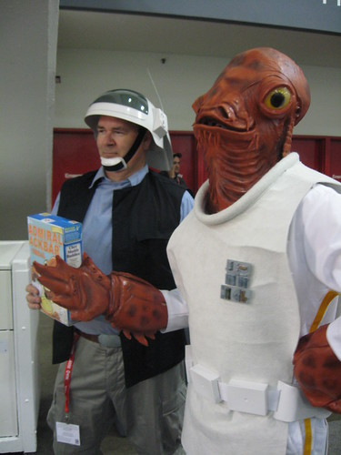 Admiral Ackbar cereal | by The Official Star Wars
