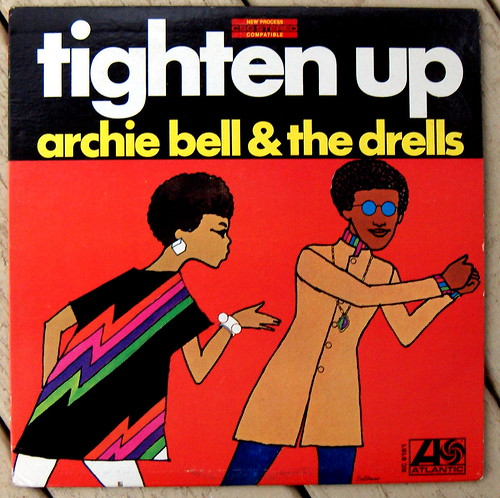 Archie Bell & The Drells - She's My Woman, She's My Girl