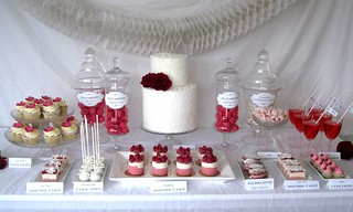 valentines dessert table | by o´holysweet!