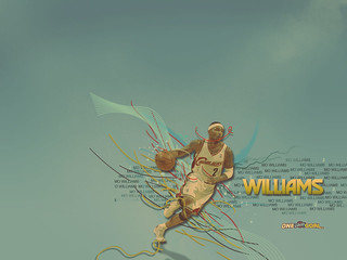2008-2009 Wallpaper Mo Williams | by Cavs History