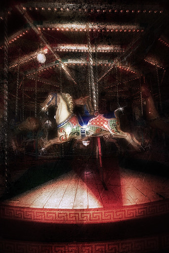 Round the merry-go-round | by awakethekraken.com