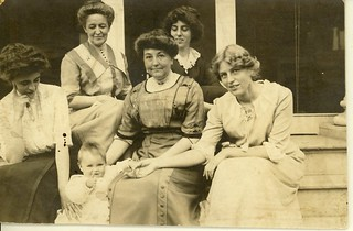 Wilson Family Women | by Woodrow Wilson Presidential Library Archives