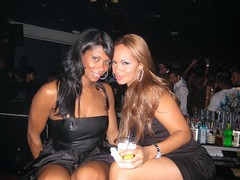 Jennifer Williams and Evelyn Lozada | by Guerra 24