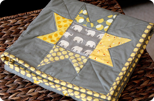 Wonky Baby Stars - the elephant star | by susan weinroth
