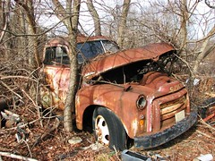 WORN OUT GMC | by richie 59