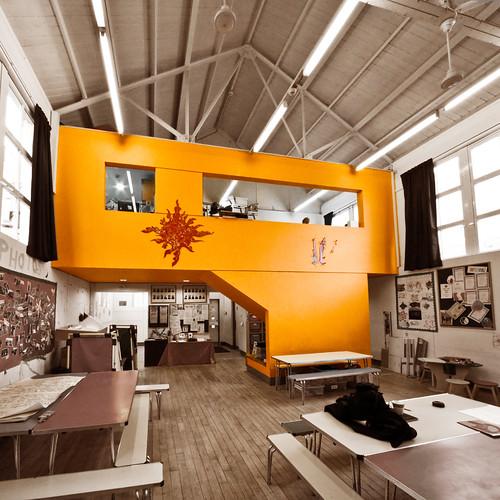 Architecture Interior Design: Hyndland After School Club, Partick, Glasgow, Scotland Uk