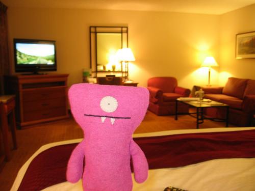 Tesla Hotel Room Number