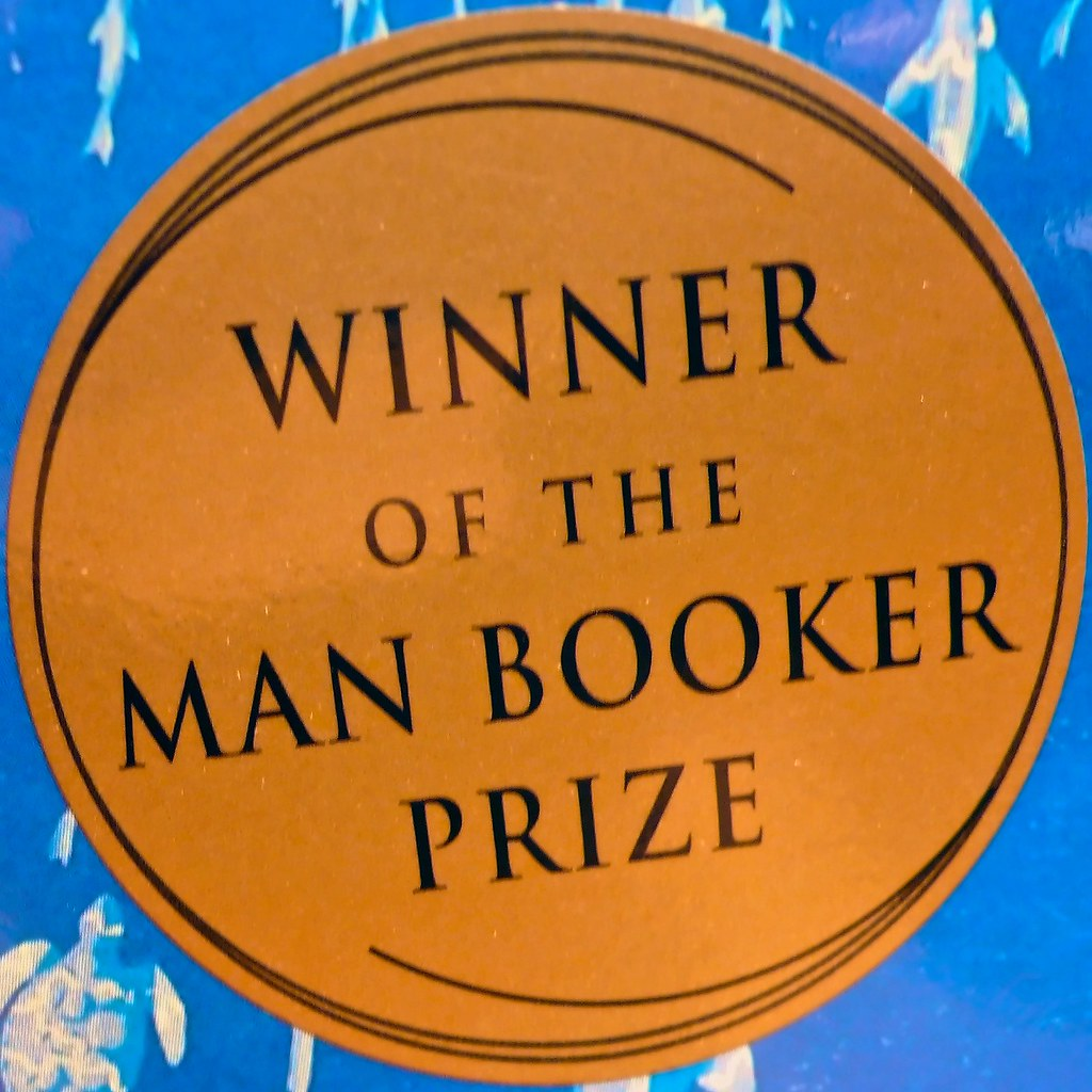 Winner of the Man Booker Prize
