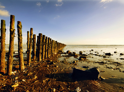East Mersea beach  Essex | by Andreas-photography