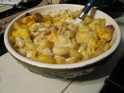 Four Cheese Macaroni | For dinner tonight I made a four ...