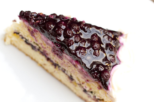 Blueberry Layer Cake Uk