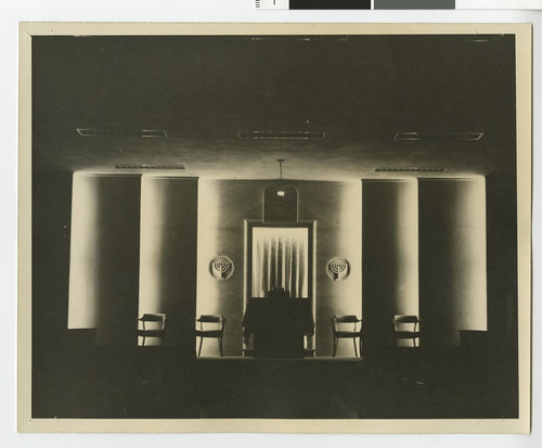 Chapel at Beth El Synagogue on Penn Avenue | by Jewish Historical Society of the Upper Midwest